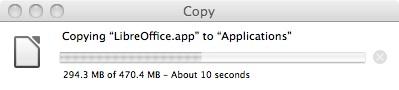 Copying 470.4 MB
