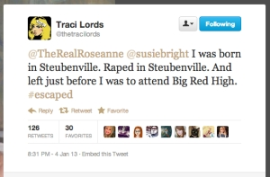 Traci Lords on Twitter